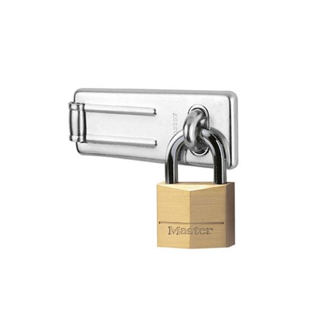 圖片 Master Lock Other Padlocks 4Pcs/Box, 140703D