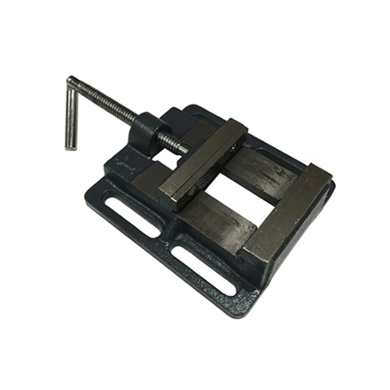 """图片 S-Ks Tools USA Heavy Duty 5"""" Drill Press Vise (Grey/Silver), CT-203-5"""""""