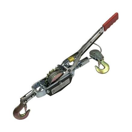 图片 S-Ks Tools USA Heavy Duty 2 Ton Power Puller (Silver/Red), HP-117