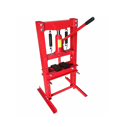 图片 S-Ks Tools USA Hydraulic Shop Press (Black/Red), JMSP-9006