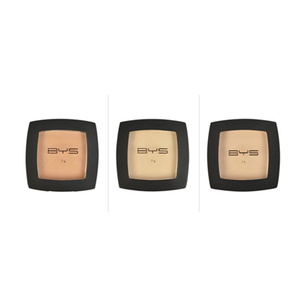 图片 BYS Compact Powder with Mirror (Light, Medium, Dark), CO/CPO2LI