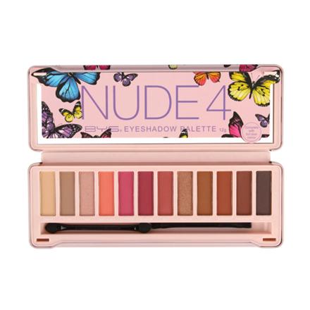 图片 BYS Nude 4 12pcs Eyeshadow Palette, CO/ESONU4