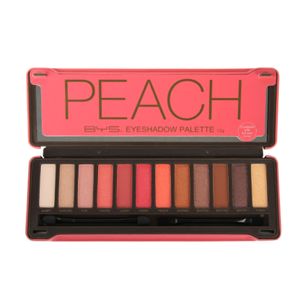 圖片 BYS Peach 12pcs Eyeshadow Palette, CO/ESOPEA