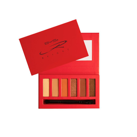 圖片 BYS Reigne Eyeshadow Palette, CO/RGOESP