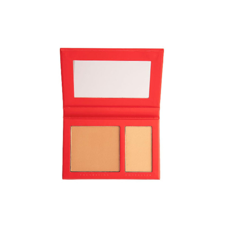 圖片 BYS Reigne Duo Powder (Medium Beige, Natural Beige, Natural Tan, Warm Beige, Ivory), CO/RGEDMB