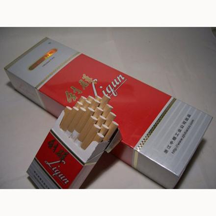 图片 香菸盒金属整包软硬壳装下滑盖创意个性烟盒男女便携防压防潮, 西瓜红 利群 黑色