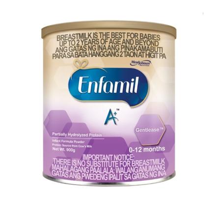 图片 Enfamil A+ Gentlease 0-12 Months, FR4000001750708