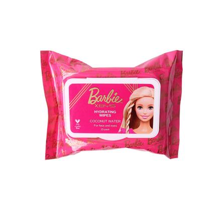 图片 BYS x Barbie Hydrating Face Wipes, CO/LEBBHW