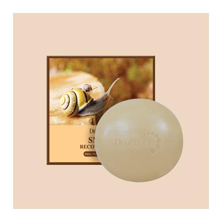 图片 Deoproce Snail Recovery Soap, 70001486