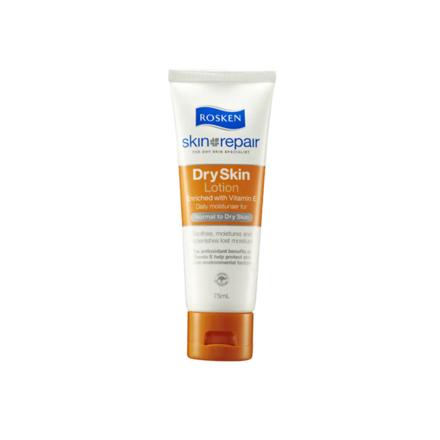 图片 Rosken Dry Skin Lotion with Vitamin E (Tube 75 ml, Jar 250 ml, Pump 400 ml), 601709