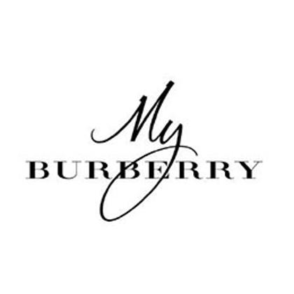制造商图片 My Burberry