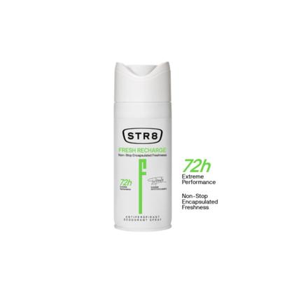 图片 Str8 Deodorant Spray 250 ml Fresh Recharge, 8571027195