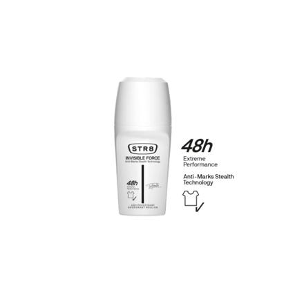 图片 Str8 Deodorant Roll On 250 ml Invisible Force, 8571027205