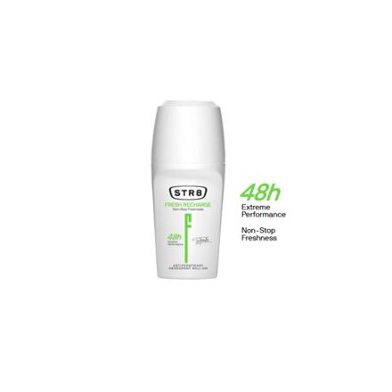 图片 Str8 Deodorant Roll On 250 ml Fresh Recharge, 8571027196