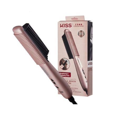 图片 Kiss New York Comb Straightener, CS1PHRG