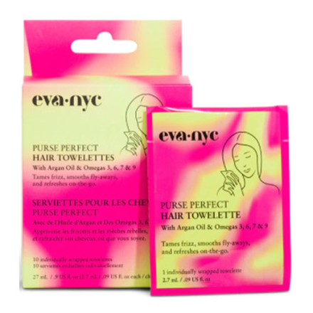 圖片 Eva-Nyc Purse Perfect Hair Towelette, EV50.13353