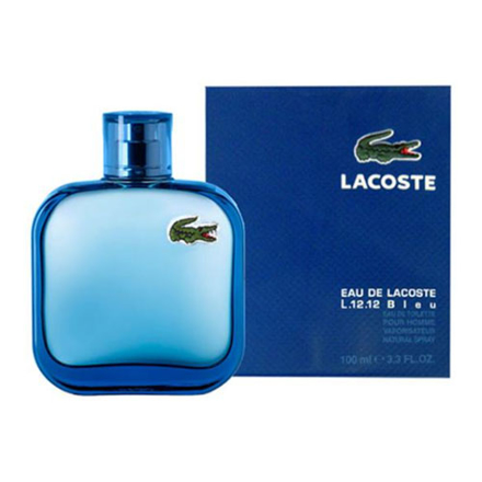 图片 Lacoste L.12.12 Bleu Men Authentic Perfume 100 ml, LACOSTEBLEU