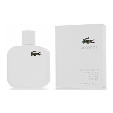 图片 Lacoste L.12.12 Blanc Men Authentic Perfume 100 ml, LACOSTEBLANC
