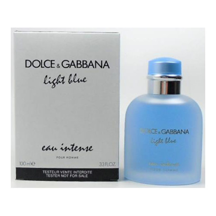 图片 D&G Light Blue Men Tester 100 ml, DGLIGHTBLUETESTER