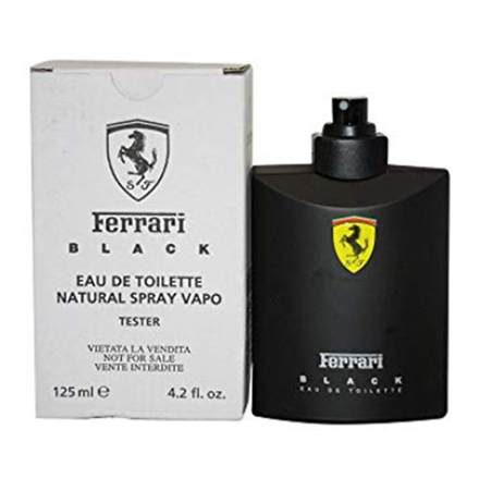 图片 Ferrari Black Men Tester 100 ml, FERRARIBLACKTESTER