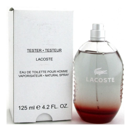 图片 Lacoste Red Style in Play Men Tester 125 ml, LACOSTEREDTESTER