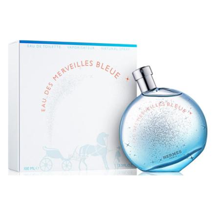 图片 Hermes Elixirbleu Women Authentic Perfume 100 ml, HERMESELIXIRBLEU