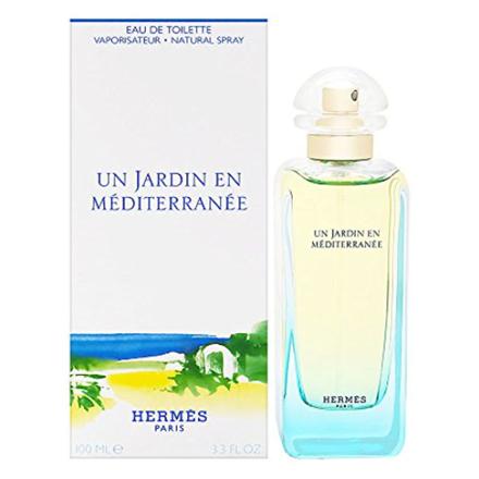 图片 Hermes Un Jardin En Mediterranee Women Authentic Perfume 100 ml, HERMESMEDITERRANEE