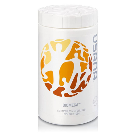 图片 Usana Biomega (56 Gel caps) Food Supplement, USANABIOMEGA