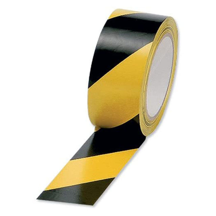 图片 Excel Lane Marking Tape 48mm x 33m (Yellow/Black, Yellow, Blue, Red, Green, White, Orange, Black), EXCELLM.TAPE