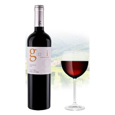 圖片 Genesis Carmenere Chilean Red Wine 750 ml, GENESISCARMENERE