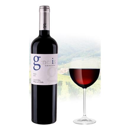圖片 Genesis Merlot Chilean Red Wine 750 ml, GENESISMERLOT