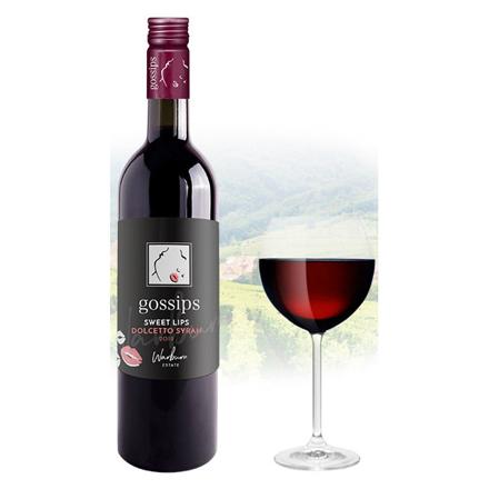 圖片 Gossips Sweet Lips Dolcetto & Syrah Australian Red Wine, GOSSIPSDOLCETTO