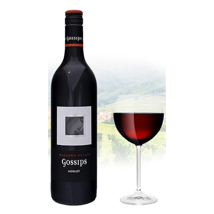 圖片 Gossips Merlot Australian Red Wine 750 ml, GOSSIPSMERLOT