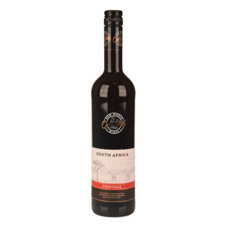 图片 Overseas Pinotage South African Red Wine 750 ml, OVERSEASPINOTAGE