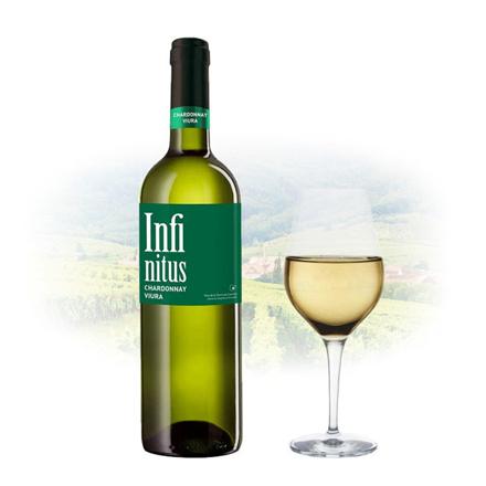 图片 Infinitus Chardonnay & Viura Spanish White Wine 750 ml, INFINITUSCHARDONNAY