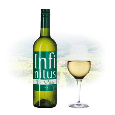 图片 Infinitus Ecoblanco (Organic) Spanish White Wine 750 ml, INFINITUSECOBLANCO