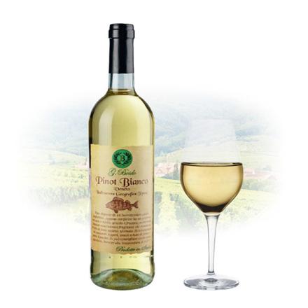 图片 Boido Pinot Bianco Veneto IGT Italian White Wine 750 ml, BOIDOPINOT