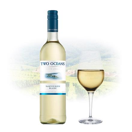 图片 Two Oceans Sauvignon Blanc South African White Wine 750 ml, TWOOCEANSSAUVIGNON