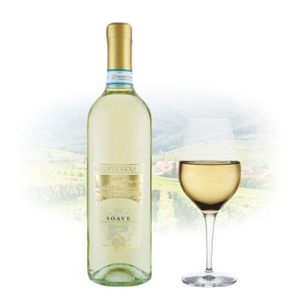 图片 Corte Viola Soave Italian White Wine 750 ml, CORTEVIOLASOAVE