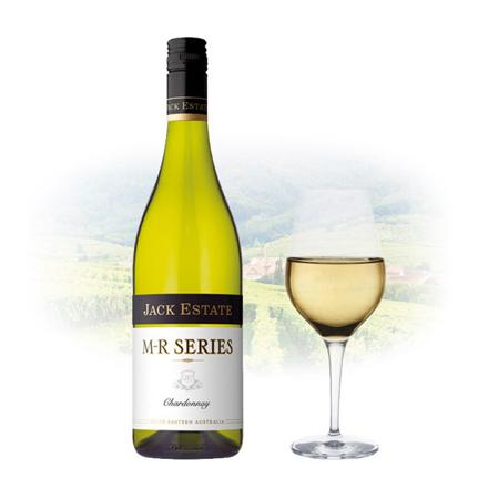 图片 Jack Estate M-R Series Chardonnay Australian White Wine 750 ml, JACKESTATECHARDONNAY