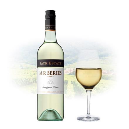图片 Jack Estate M-R Series Sauvignon Blanc Australian White Wine 750 ml, JACKESTATESAUVIGNON