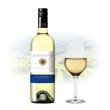 图片 Somerton Chardonnay Australian White Wine 750 ml, SOMERTONCHARDONNAY