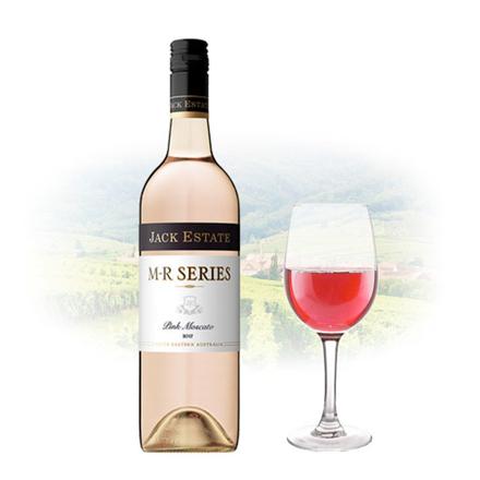 图片 Jack Estate M-R Series Pink Moscato Australian Pink Wine 750 ml, JACKESTATEPINK