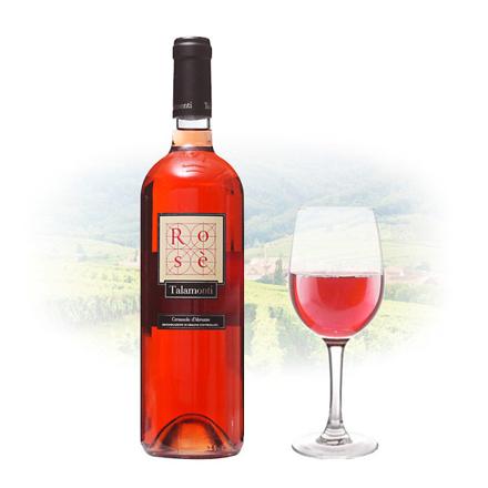 图片 Talamonti Rose Cerasuolo D'Abruzzo Italian Pink Wine 750 ml, TALAMONTIROSE