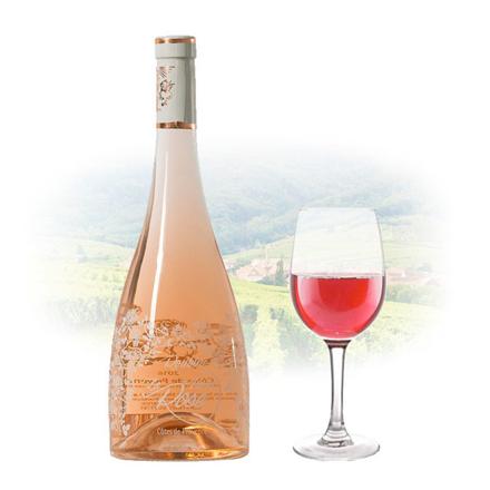 图片 Chateau Roubine La Vie en Rose French Pink Wine 750 ml, CHATEAUROUBINELAVIE