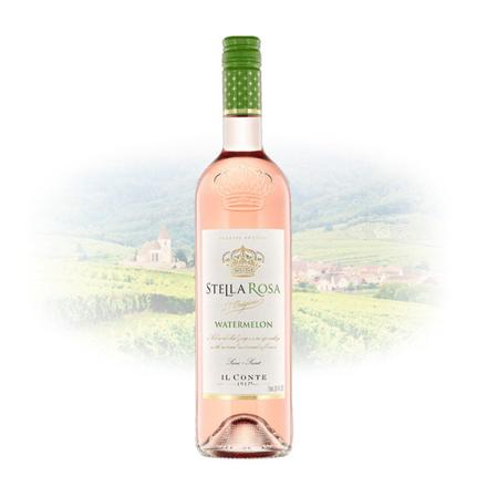图片 Stella Rosa Watermelon (Semi-Sweet) Italian Sweet Wine 750 ml, STELLAROSAWATERMELON