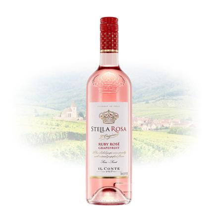 图片 Stella Rosa Ruby Rose Grapefruit (Semi-Sweet) Italian Sweet Wine 750 ml, STELLAROSARUBY