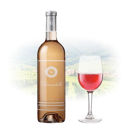 图片 Clarendelle Bordeaux Rose French Pink Wine 750 ml, CLARENDELLEROSE