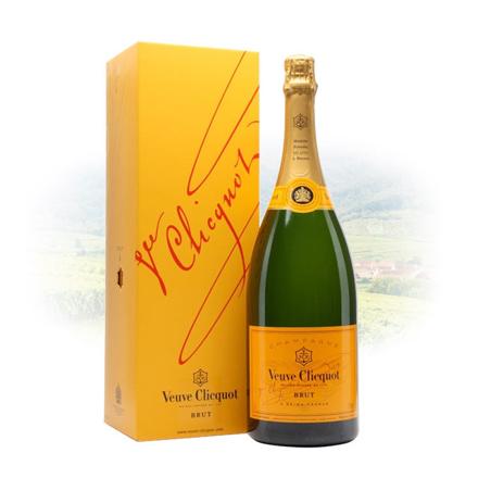 图片 Veuve Clicquot Brut Champagne 1.5L Magnum, VEUVEBRUT1.5L