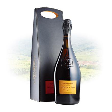 图片 Veuve Clicquot La Grande Dame Brut Champagne 750 ml, VEUVEDAME
